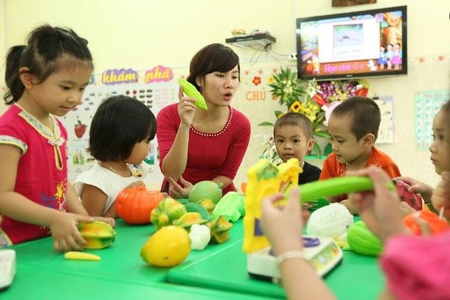 Quy định mới: chính sách hỗ trợ ăn trưa đối với trẻ em mẫu giáo và chính sách đối với giáo viên mầm non
