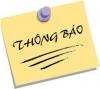 """Thông báo của Sở GD&ĐT tỉnh Nam Định về việc phát sóng Chương trình """"Hè vui khỏe 2020"""""""