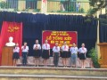Trường tiểu học thị trấn Gôi tổ chức Lễ Tổng kết năm học 2019-2020