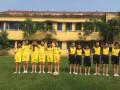 Giao lưu bóng đá Nam - Nữ Trường tiểu học Lê Lợi