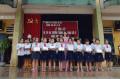 Lễ tổng kết và trưởng thành học sinh lớp 5 năm học 2018-2019